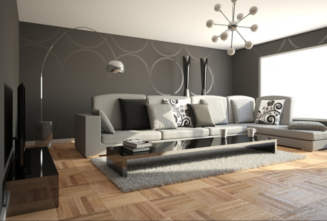 Modern Living Room Uk Grey Ideas Ideal Home